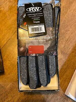 Rugged Wear Ladies Leather Gloves