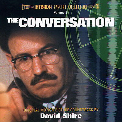 Conversation Secrete (The Conversation) - Musique De Film - David Shire (Cd)