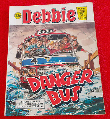 Image result for picture story library danger bus