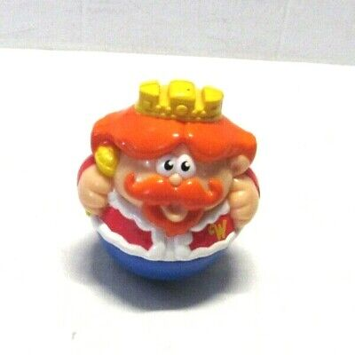 2004 Playskool Weeble Wobble Replacement Castle King Figure