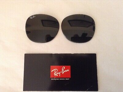 RayBan RB2168 New Authentic 50mm Replacement Lenses G15 Glass Meteor