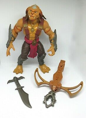 Hasbro Dreamworks 1998 Small Soldiers Gorgonite ARCHER Action Figure w/ Weapons