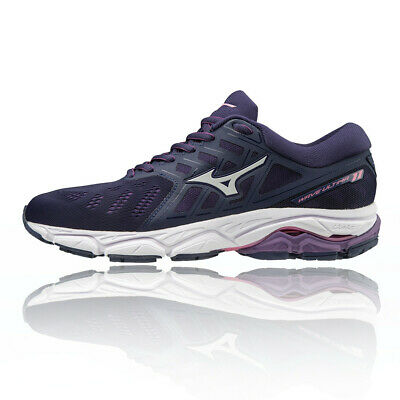 MIZUNO WOMENS WAVE Polaris Running Shoes Trainers Sneakers