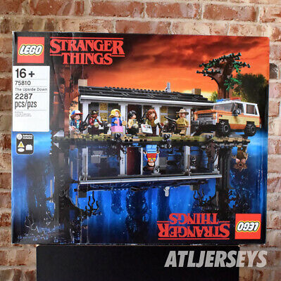 LEGO 75810 The Stranger Things The Upside Down Brand New Factory Sealed