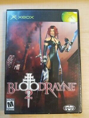 bloodrayne 2 xbox cover