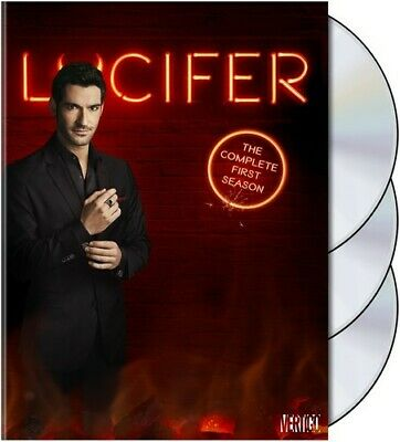LUCIFER: COMP FIRST SEASON DVD Value Guaranteed from eBay's biggest seller!