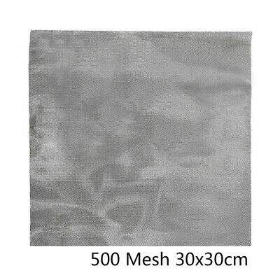 """Stainless Steel 304 Mesh #20 .016 Wire Cloth Screen 7""""x6 5//8"""""""