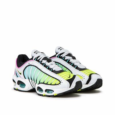 MENS NIKE AIR Max Tailwind IV WhiteBlackChina Rose