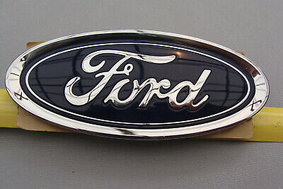 NEW GENUINE FORD MONDEO 00-07 REAR TAILGATE ST220 CHROME BADGE EMBLEM 1152441