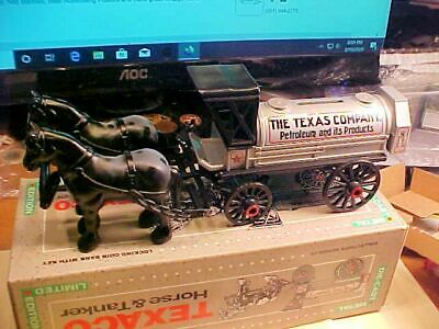 EXXON 1918 HUMBLE 997 TANKER TRUCK BANK LIMITED EDITION by ERTL