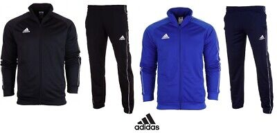 Adidas Boys Tracksuit Training Pants Kids Jogging Bottoms Jacket Track Top 5-14