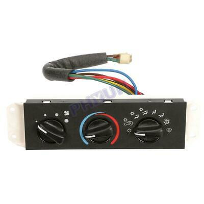 AC A//C /& Heater Control Unit with Blower Motor Switch For 99-01 Jeep Wrangler TJ
