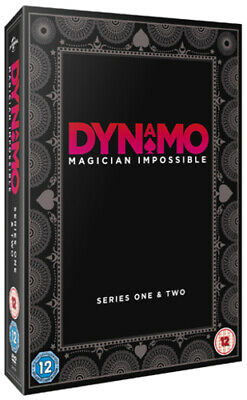 Dynamo - Magician Impossible: Series 1 and 2 DVD (2012) Stephen Frayne cert 12