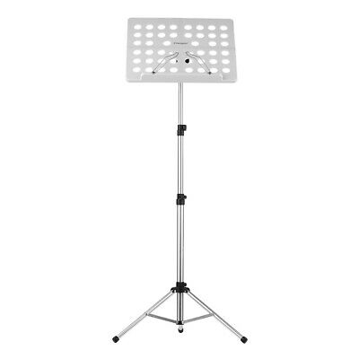 Heavy Duty Foldable Orchestral Sheet Music Stand Holder Adjustable Tripod V5B8