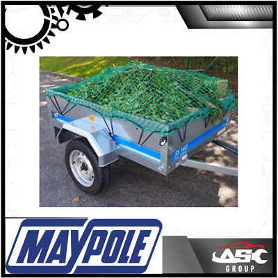 Maypole Heavy Duty Trailer Cargo Net 1.15x1.6m fits Erde Trailers - MP71202
