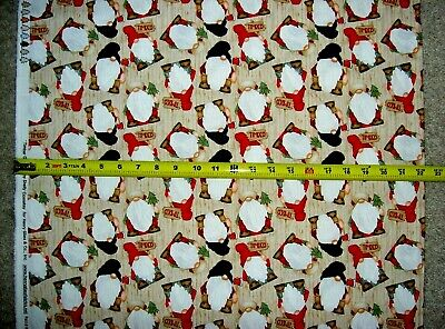 Winter Shimmer Snowflake Christmas Fabric by the 1//2 Yard #18215-1 continuous