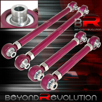 For 06-12 BMW E90 E92 RWD 3 Series Adjustable Racing Camber Control Arm Purple