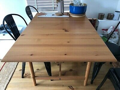 Cozy Living Room Paint Colors, Ikea Dining Table Ingatorp Extendable Drop Leaf Table In Great Condition 27 00 Picclick Uk