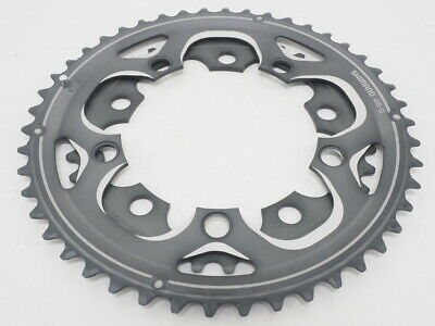 Shimano Cyclocross CX50 Chainring 36T or 46T 10 Speed 110BCD Bike Bicycle Black