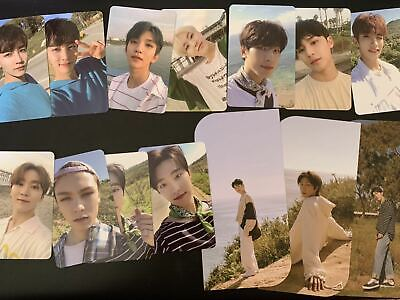 Seventeen 7th Mini Henggarae Photo Card Book