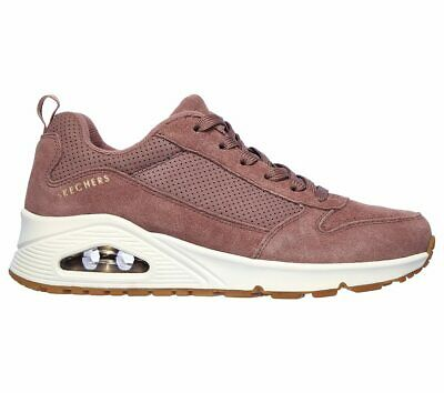 SKECHERS STREET LOS Angeles 73690WNVR Uno Stand On Air