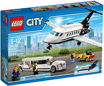 LEGO CITY AIRPORT SERVICE CAR /& TOOL WAGON SPLIT FROM SET 60103 B//NEW RETIRED.