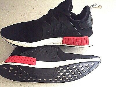 Adidas Nmd Xr1 Pk Og Core Black Blue Red Size 8 By1909 Ultra Boost