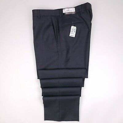 Austin Reed Wool Flat Front Dress Pants Black Mens 34 36 40 42 X Unfinished Nwt 46 37 Picclick Uk
