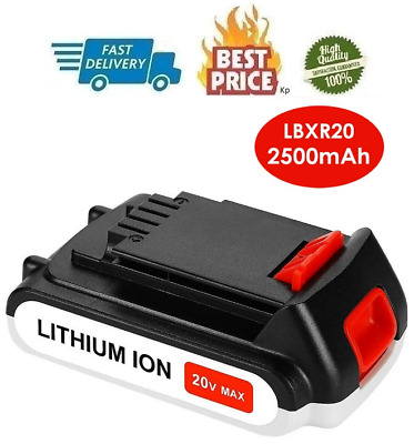 Craftsman 20v MAX Bolt On 900.1648 30W Replacement 20 Volt Lithium Ion Battery