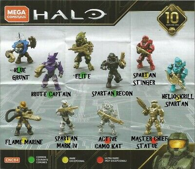 STORMBOUND MEGA CONSTRUX HALO 10TH ANNIVERSARY BATTLE FOR THE ARK A NEW DAWN