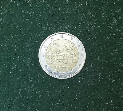 ON LAND Letter D #RM# 10 EURO COMMEMORATIVE GERMANY 2020