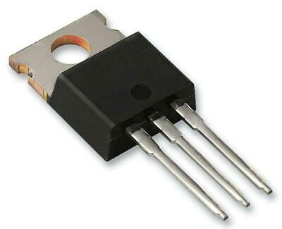 voltage regulator linear,fixed 5V 1.5A TO220 THT STMicroelectron 4X L7805ABV IC