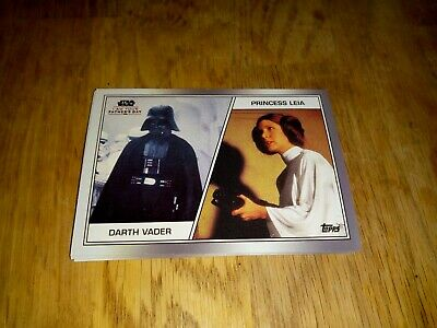 Topps Star Wars On Demand I Am Your Father's Day Set 10 Cards New