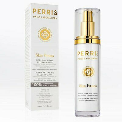 Perris Skin Fitness Active Anti Aging Face Emulsion 50ML