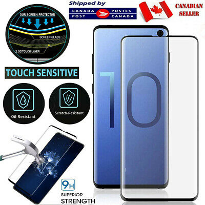 For Samsung Galaxy S10 S20 Plus S10e S20 Ultra Tempered Glass Screen Protector