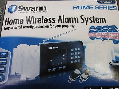 SWANN Wireless Home Security Remote Key Chain Control for System SW347-WA2 N3960