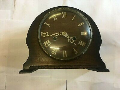 8 Day Striking Mantel Clock