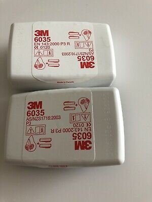 3M 6035 P3 Filter, expiry date 09/2019 FOR SALE! | PicClick UK