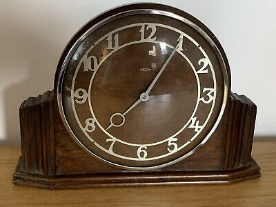 Art Deco METAMEC MANTLE CLOCK