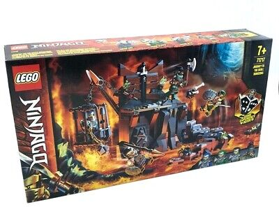 Lego New Set 71717 Journey To The Skull Dungeons Ninjago 401pcs Sealed IN STOCK!