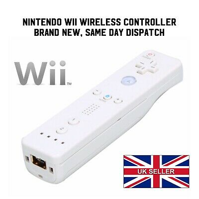 Nintendo Wii Wireless Controller Brand New UK Seller