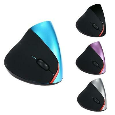 2.4G Ergonomic Mouse Optical Vertical Mouse Rechargeable Wireless Prec P4W3 R5N8