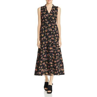Le Gali Womens Zahara Bell Sleeves Knee-Length Daytime Casual Dress BHFO 8112