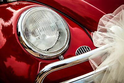 AA VOLKSWAGEN VW CLASSIC BEETLE Tuning Motorsports CAR POSTER Multiple Sizes