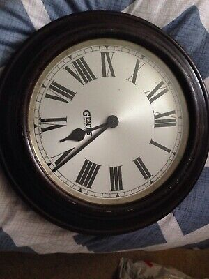 vintage Gents of leicester clock