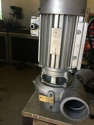 BAC condenser water pump 4kW