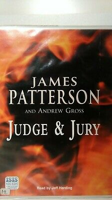 Judge and Jury by James Patterson: Unabridged Cassette Audiobook