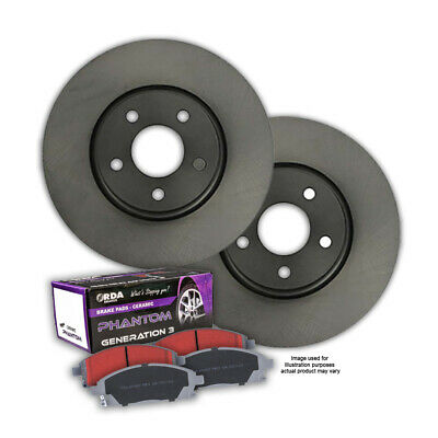 DIMPLD SLOTTED FRONT DISC BRAKE ROTORS+PADS Fits Toyota MR2 SW20 1989-91 RDA580D