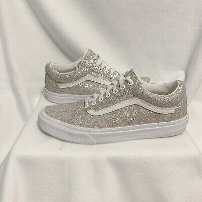 Details zu Vans RAINBOW GLITTER Womens Shoes (NEW) Authentic Black White : FREE SHIPPING