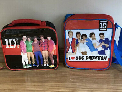 One Direction Lunch Bags (2 In Total)